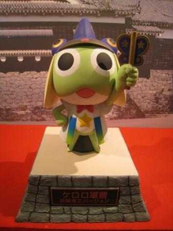 【Japan Expoレポート】ケロロ軍曹&くまモンの最強コラボ!大人気の熊本ブースをレポート6