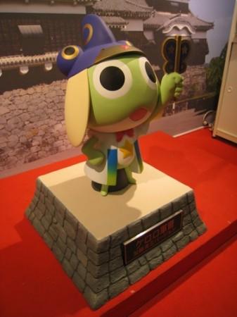 【Japan Expoレポート】ケロロ軍曹&くまモンの最強コラボ!大人気の熊本ブースをレポート7