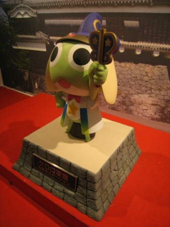 【Japan Expoレポート】ケロロ軍曹&くまモンの最強コラボ!大人気の熊本ブースをレポート8