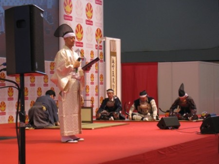 【Japan Expoレポート】歌ってみた、茶道実演、武将隊、カラオケ、進撃の巨人、痛車etc...Japan Expoいろいろ写真レポート6