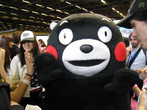 【Japan Expoレポート】ケロロ軍曹&くまモンの最強コラボ!大人気の熊本ブースをレポート1