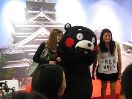 【Japan Expoレポート】ケロロ軍曹&くまモンの最強コラボ!大人気の熊本ブースをレポート13