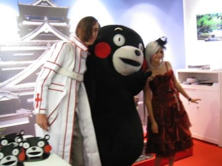 【Japan Expoレポート】ケロロ軍曹&くまモンの最強コラボ!大人気の熊本ブースをレポート14