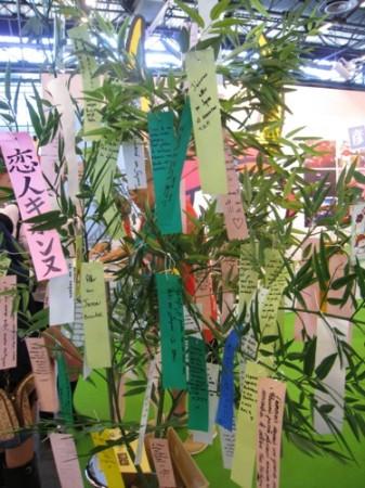 【Japan Expoレポート】ゆるキャラブームの火付け役ひこにゃん、彦根ブースで彦根城をPR9