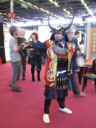 【Japan Expoレポート】歌ってみた、茶道実演、武将隊、カラオケ、進撃の巨人、痛車etc...Japan Expoいろいろ写真レポート7