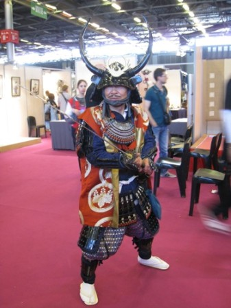 【Japan Expoレポート】歌ってみた、茶道実演、武将隊、カラオケ、進撃の巨人、痛車etc...Japan Expoいろいろ写真レポート8