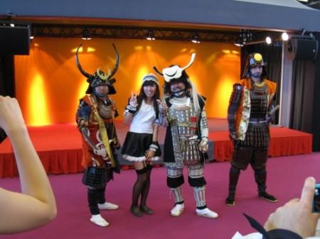 【Japan Expoレポート】歌ってみた、茶道実演、武将隊、カラオケ、進撃の巨人、痛車etc...Japan Expoいろいろ写真レポート10