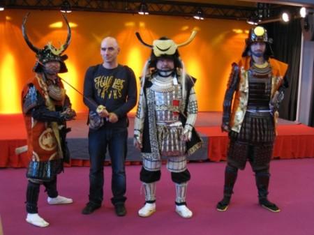 【Japan Expoレポート】歌ってみた、茶道実演、武将隊、カラオケ、進撃の巨人、痛車etc...Japan Expoいろいろ写真レポート11