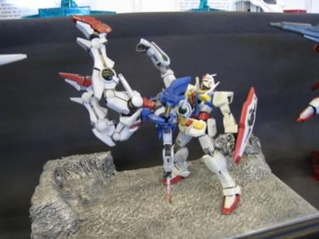 【Japan Expoレポート】フランスのガンダムファンってどんな感じ? 非営利活動団体「AEUG: Association pour l'essor de l'univers Gundam」(ガンダムの世界を世に広める会)のブースをレポート5