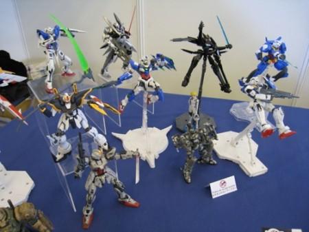 【Japan Expoレポート】フランスのガンダムファンってどんな感じ? 非営利活動団体「AEUG: Association pour l'essor de l'univers Gundam」(ガンダムの世界を世に広める会)のブースをレポート7