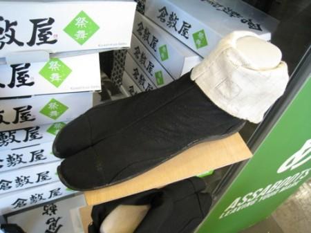 【Japan Expoレポート】コスプレアイテムから普段使いのファッションアイテムへ --- 足袋の魅力を伝えるおしゃれ地下足袋ブランド「ASSABOOTS」6