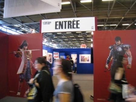 【Japan Expoレポート】祝!北斗の拳30周年!Japan Expoにて企画展「原哲夫 30年の戦い」実施3