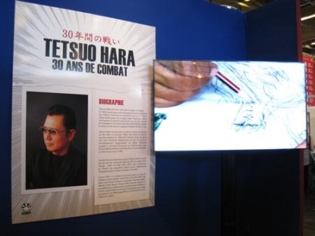 【Japan Expoレポート】祝!北斗の拳30周年!Japan Expoにて企画展「原哲夫 30年の戦い」実施4