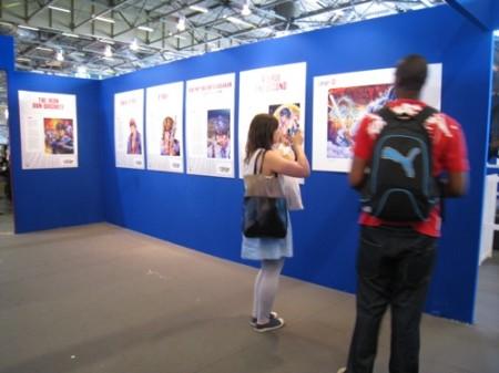 【Japan Expoレポート】祝!北斗の拳30周年!Japan Expoにて企画展「原哲夫 30年の戦い」実施5