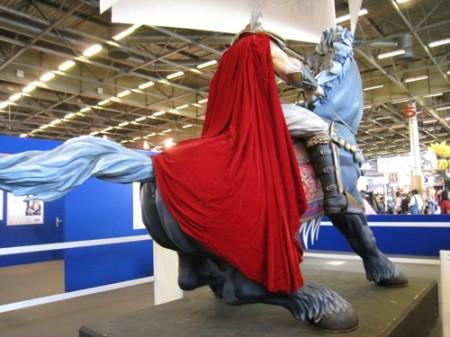 【Japan Expoレポート】祝!北斗の拳30周年!Japan Expoにて企画展「原哲夫 30年の戦い」実施6