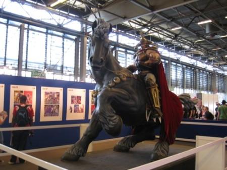 【Japan Expoレポート】祝!北斗の拳30周年!Japan Expoにて企画展「原哲夫 30年の戦い」実施8