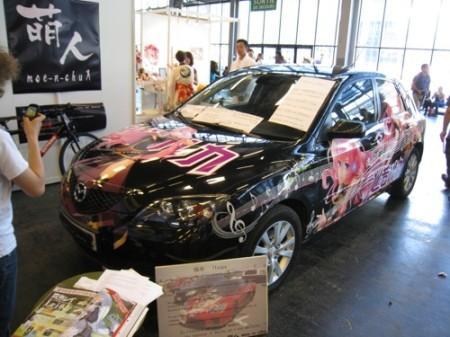 【Japan Expoレポート】歌ってみた、茶道実演、武将隊、カラオケ、進撃の巨人、痛車etc...Japan Expoいろいろ写真レポート24