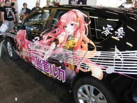 【Japan Expoレポート】歌ってみた、茶道実演、武将隊、カラオケ、進撃の巨人、痛車etc...Japan Expoいろいろ写真レポート27