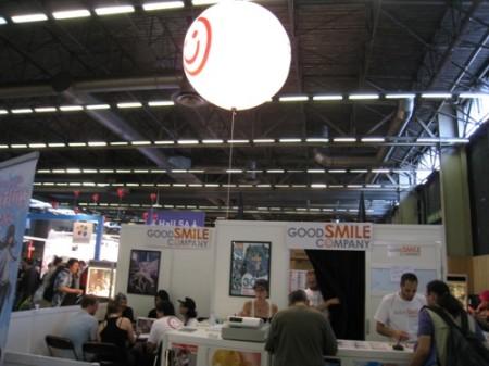 【Japan Expoレポート】フランスでもかわいい!グッドスマイルカンパニーのブースを写真でレポート1
