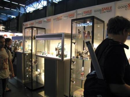 【Japan Expoレポート】フランスでもかわいい!グッドスマイルカンパニーのブースを写真でレポート2