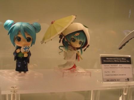 【Japan Expoレポート】フランスでもかわいい!グッドスマイルカンパニーのブースを写真でレポート11