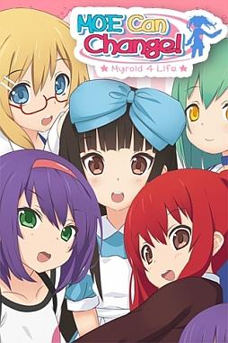 英語版「萌えCanちぇんじ!」が世界17か国のGoogle Playで配信開始1