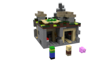 LEGO、新たなMinecraftセットを販売決定 しかも今回は2種類!1