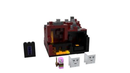 LEGO、新たなMinecraftセットを販売決定 しかも今回は2種類!2