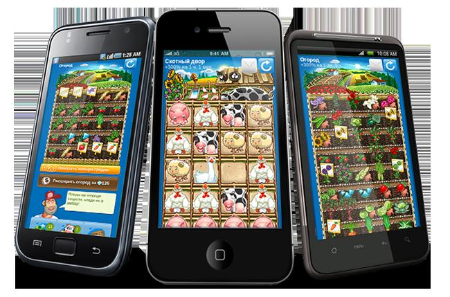 ロシアのソーシャルゲームディベロッパーPlaytox、スマホ向け農業ゲーム「My Farm」をアメリカ向けにリリース