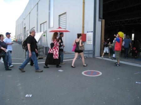 【Japan Expoレポート】荒削りだけど大らかで自由 Japan Expoのコスプレ事情9