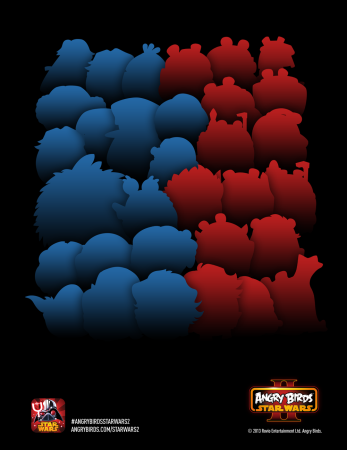 Angry Birdsとスター・ウォーズのコラボ再び! Rovio、9月に「Angry Birds Star Wars II」をリリース決定2