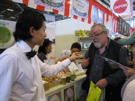 【Japan Expoレポート】お茶!味噌!日本酒!老舗企業のフード出展いろいろ12