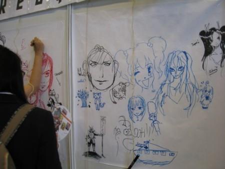 【Japan Expoレポート】武道、折り紙、風呂敷、茶道、水墨画etc...、ワークショップで日本文化を体験3