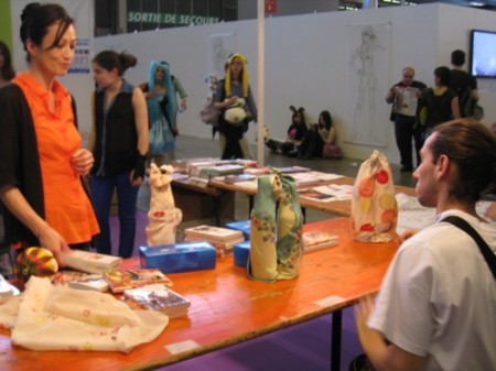 【Japan Expoレポート】武道、折り紙、風呂敷、茶道、水墨画etc...、ワークショップで日本文化を体験8