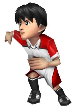 サイバード、iOS向けサッカーゲーム「バーコードフットボーラー」にてサッカー漫画「シュート!」とタイアップ3