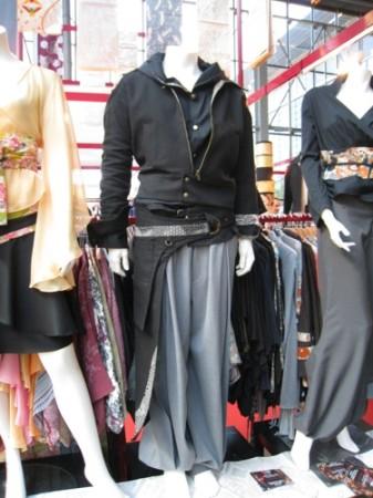【Japan Expoレポート】着物と和柄を世界へ! フランスベースの日仏ファッションブランド「AOI Clothing」4
