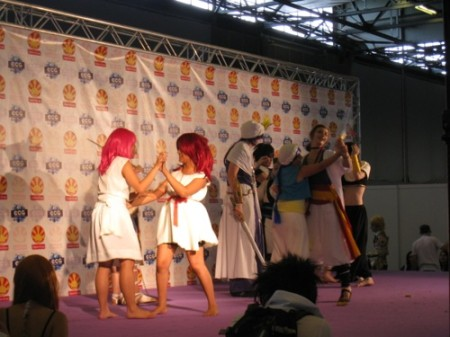 【Japan Expoレポート】荒削りだけど大らかで自由 Japan Expoのコスプレ事情3
