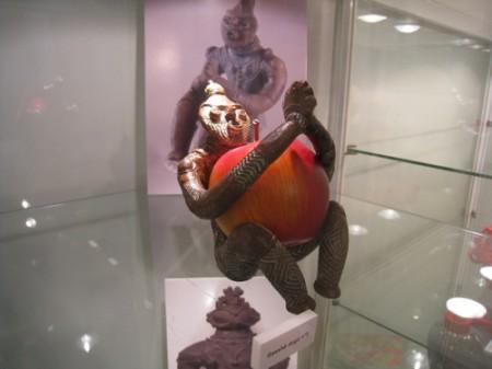 【Japan Expoレポート】青森県とNPO法人JOMONISM、アーティストの作品で縄文文化の魅力を発信7