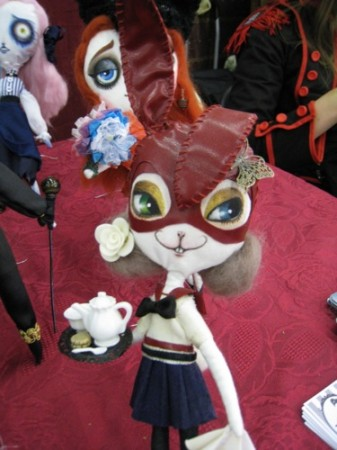 【Japan Expoレポート】21世紀のジャポニスム現象 フランス人アーティストの作品いろいろ24