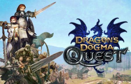 カプコン、PlayStation Vita/iOS向け2DRPG「ドラゴンズドグマ クエスト」をリリース1