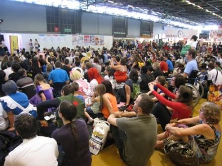 【Japan Expoレポート】荒削りだけど大らかで自由 Japan Expoのコスプレ事情4