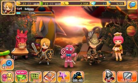ゲームオン、韓国発のスマホ向けRPG「HELLO HERO」を日本向けにリリース2