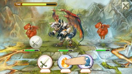 ポッピンゲームズジャパン、新作iOS向けシミュレーションゲーム「箱庭RPG ドラゴンフリック!!」の事前登録受付を開始3