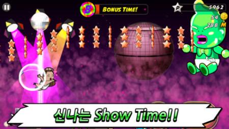 「江南スタイル」のPSYがスマホゲームになった! 韓国のNumix Mediaworks、Kakao Gameにてスマホ向けシューティングゲーム「PSY WARS for Kakao」をリリース3