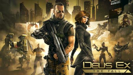 スクエニ、iOS向け「Deus Ex」シリーズ最新作「Deus Ex: The Fall」をリリース!1
