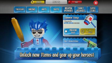 Zyngaとハズブロ、ブロック玩具「KRE-O」を題材にしたiOS向けゲームアプリ「KRE-O CityVille Invasion」をリリース 8月よりゲームのリアル玩具も販売2