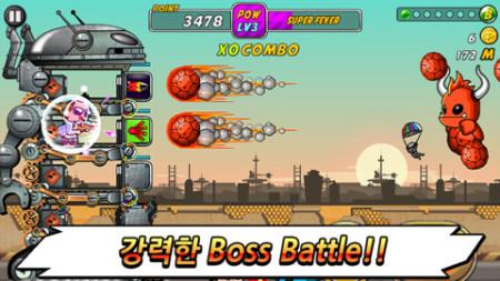 「江南スタイル」のPSYがスマホゲームになった! 韓国のNumix Mediaworks、Kakao Gameにてスマホ向けシューティングゲーム「PSY WARS for Kakao」をリリース2