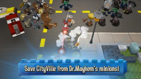 Zyngaとハズブロ、ブロック玩具「KRE-O」を題材にしたiOS向けゲームアプリ「KRE-O CityVille Invasion」をリリース 8月よりゲームのリアル玩具も販売3