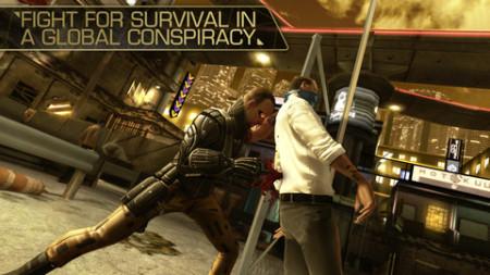 スクエニ、iOS向け「Deus Ex」シリーズ最新作「Deus Ex: The Fall」をリリース!2