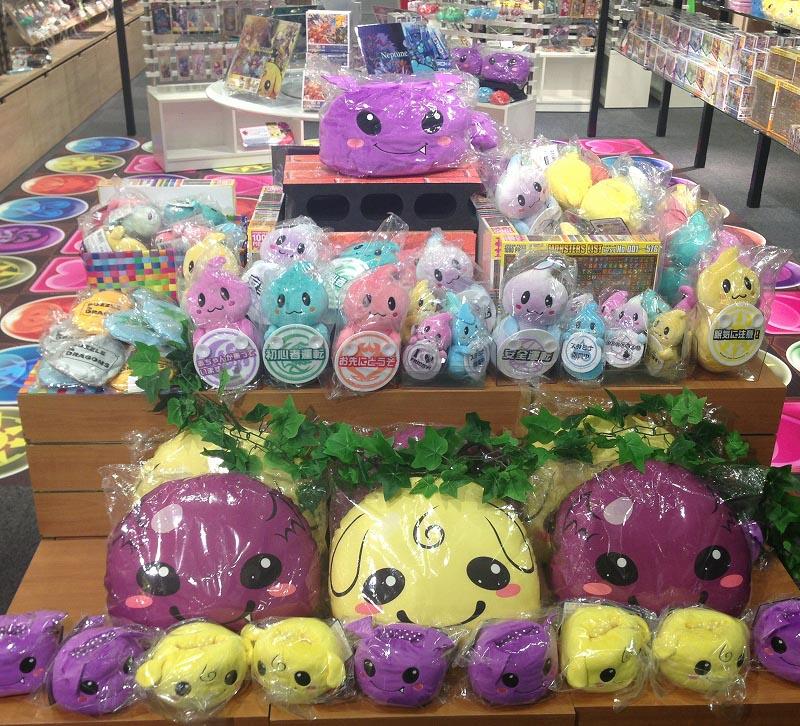 TSUTAYA EBISUBASHI、7/11〜8/31まで「パズル&ドラゴンズ」のグッズ専門Shop in Shop「パズドラ祭」1
